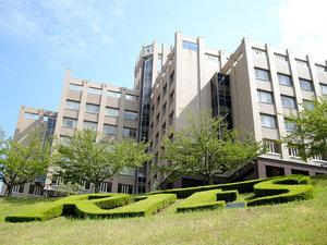 Ritsumeikan University, Biwako-Kusatsu campus - photo by Roy Halzenski
