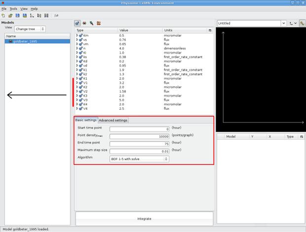 PCEnv integration interface
