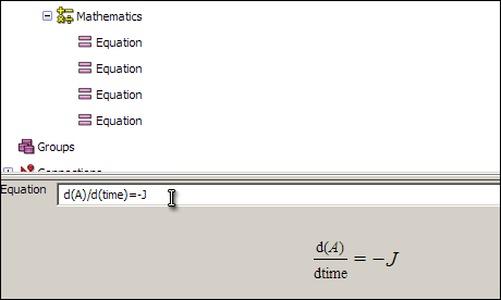 view equation