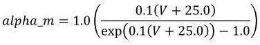 Equation: hh_alpha_m_no_units